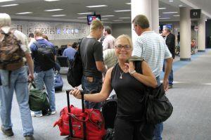 Off To Botswana