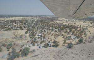 Flying In It Looks Desolate!