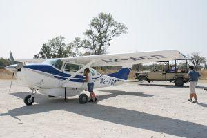 First a Plane