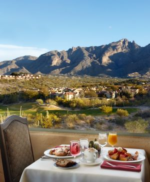 View At Hacienda del Sol