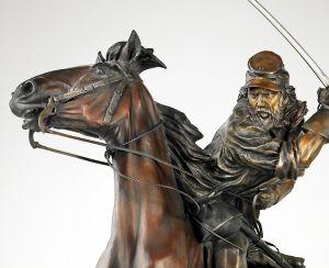 Bronze Detail